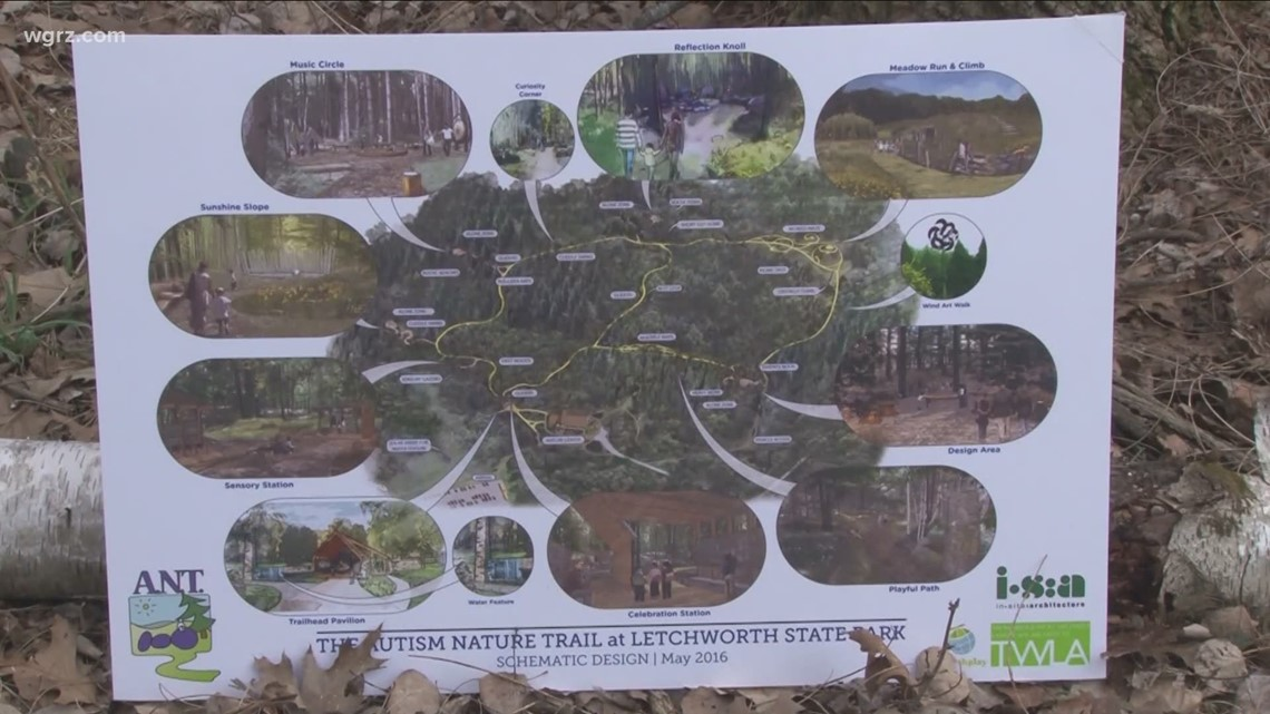 Autism Nature Trail at Letchworth State Park now open [Video]
