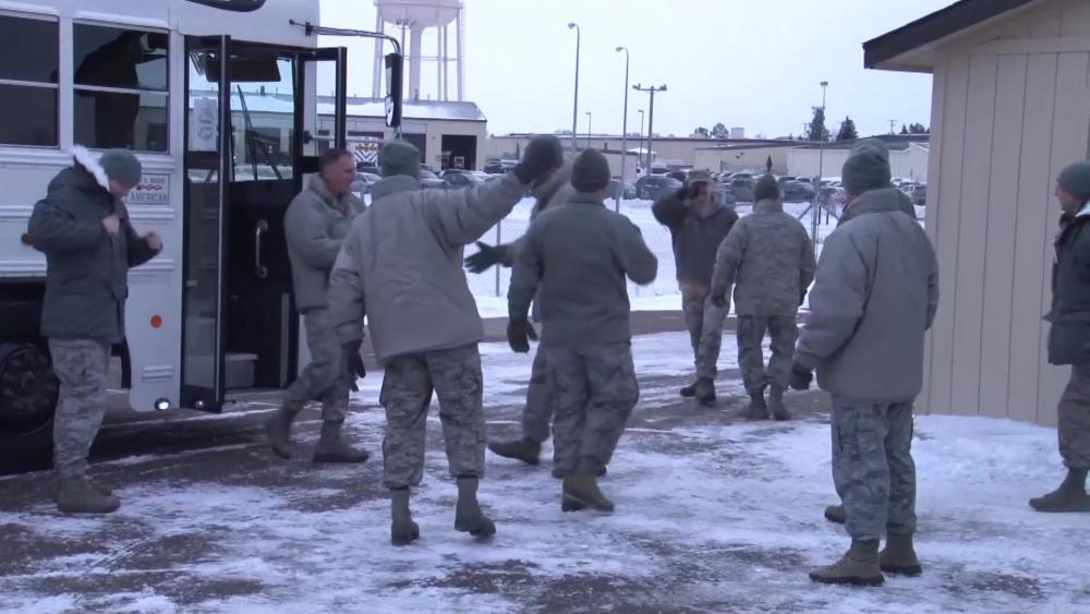 DVIDS – Video – Nuclear Oversight Board Convenes at Minot AFB [Video]