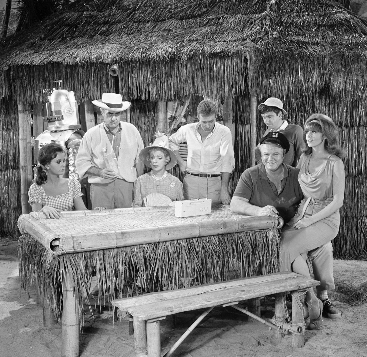 Why Weren't Dawn Wells and Russell Johnson Included in the Opening Credits? [Video]