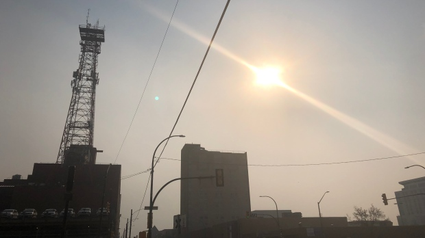 Saskatoon smoke from wildfires leads 'very high' air quality risk [Video]