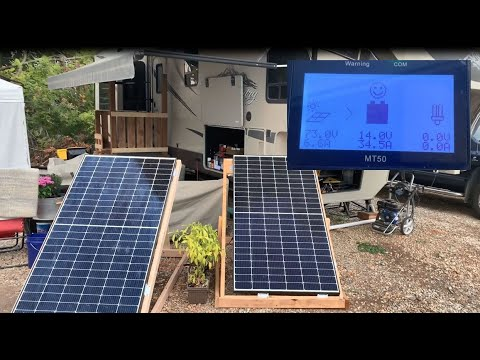 Solar Charging Ampere Time Battery 12V 200AH LiFePO4 [Video]