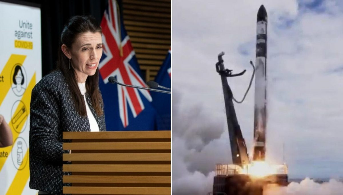 Revealed: Jacinda Ardern warned twice Rocket Lab's launches could break Nuclear Free Law [Video]
