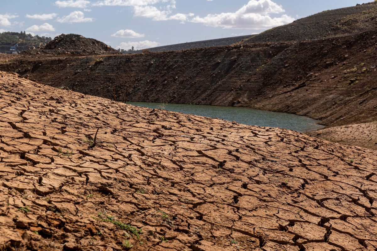 The drought in California this summer was the worst on record [Video]