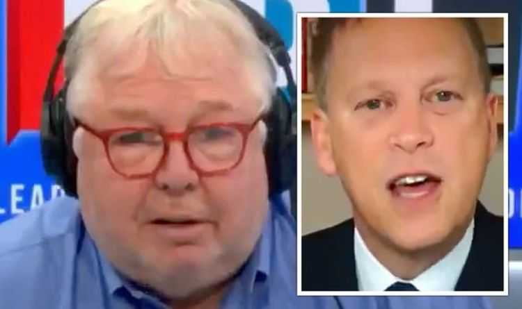 Nick Ferrari savages Grant Shapps over climate inaction with China | TV & Radio | Showbiz & TV [Video]
