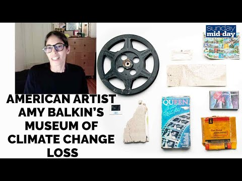 American artist Amy Balkin's museum of climate change loss [Video]