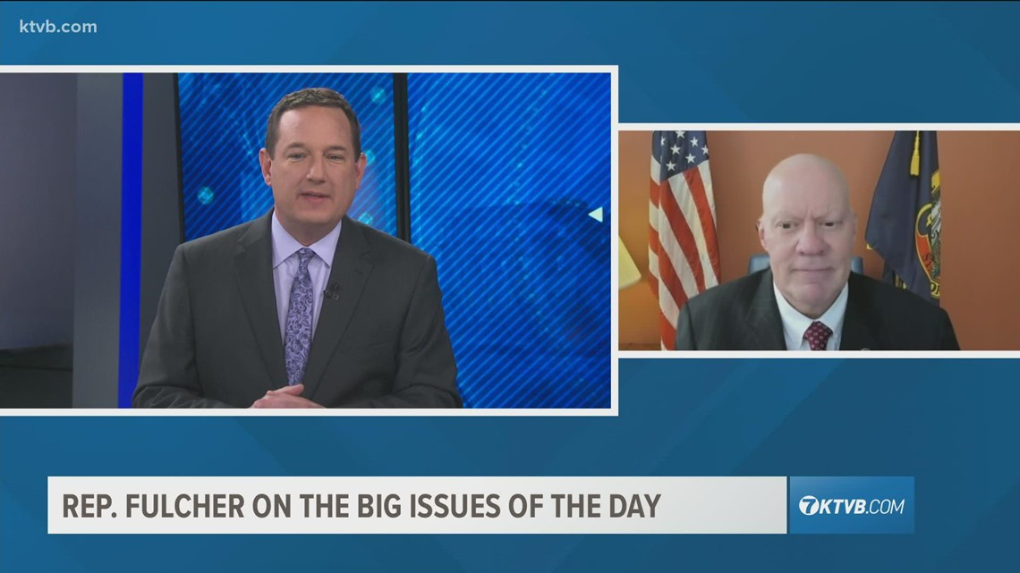 Viewpoint: U.S. Rep. Russ Fulcher gives his viewpoint on the big issues of the day [Video]