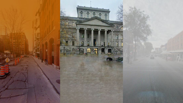 Artificial intelligence predicts how climate change could affect your neighbourhood [Video]