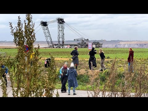 the battle to close Germany's lignite mines  NewsX.tv [Video]
