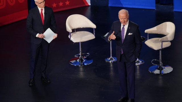 Pres. Biden Addresses 'Build Back Better' at Town Hall (VIDEO) [Video]