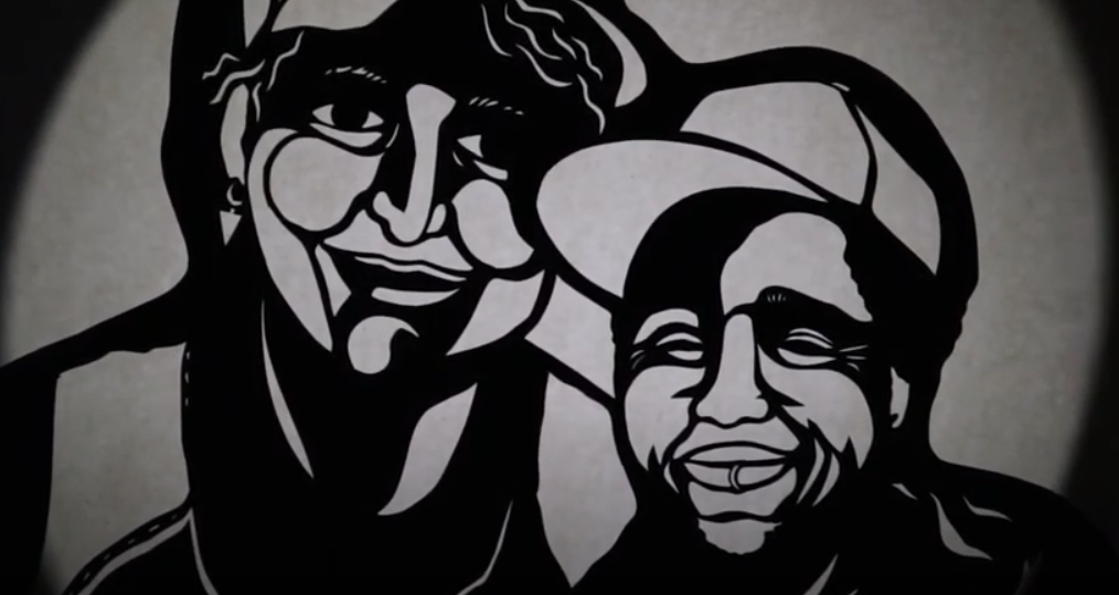 [Video]  The Transformations Project: TRANSFORMATIONS: To Cast A Shadow [Video]