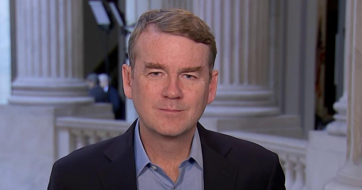 Sen. Bennet: Climate change is a national security threat [Video]