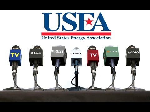 USEA Virtual Press Briefing: Natural Gas – The Essential Grid Stabilizer [Video]