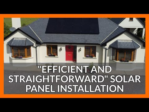 Mary R's experience with having Solar panels installed [Video]