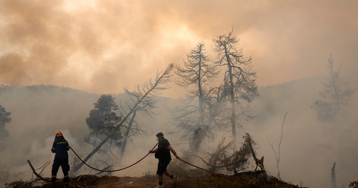 Forests, fire, fuel: Climate battles on Europes front line | Climate [Video]