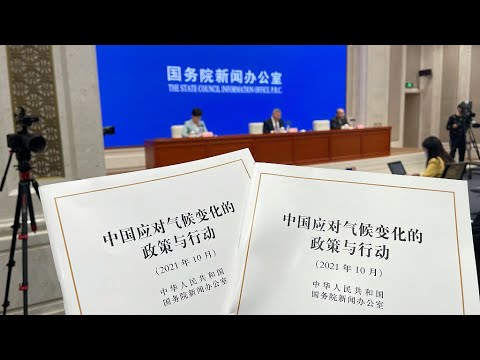 China releases white paper on climate change response  NewsX.tv [Video]